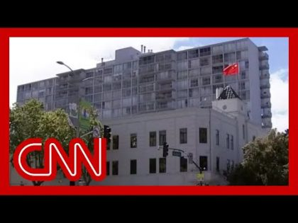 China harboring military-linked fugitive scientist at San Francisco consulate, FBI says