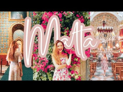 4 Days in MALTA 🇲🇹   Valletta, Gozo, Mdina & More Travel Vlog