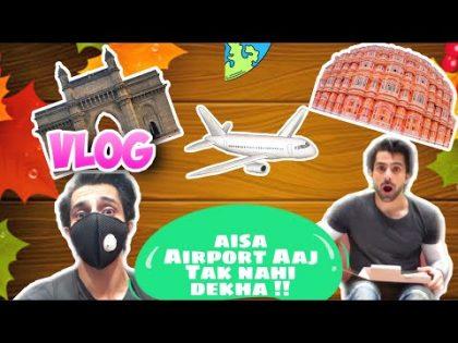 Traveling to Jaipur after 9 Months !   Travel vlog   Gaurav Wadhwa