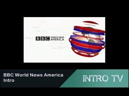 BBC World News America – Intro | INTRO TV