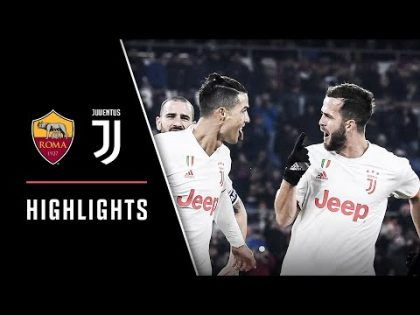 HIGHLIGHTS: Roma vs Juventus – 1-2 – Demiral's first Serie A goal!