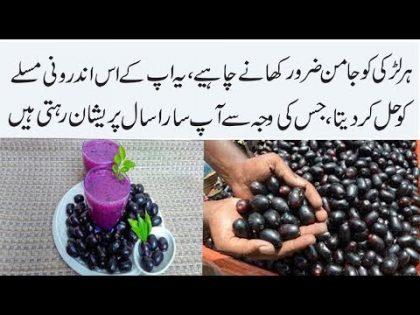 jaman benefits in urdu/health and beauty tips/black plum /black plum benefits / bla Java Plum //