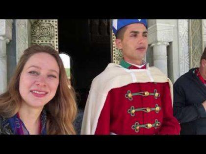 WELCOME TO RABAT MOROCCO – TRAVEL VLOG