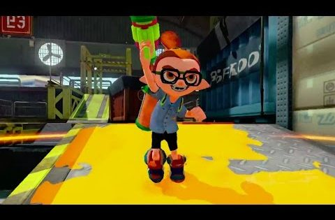 Splatoon – Squid Kid TV Commercial