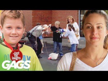 Best of Kid Pranks Vol. 2 | Just For Laughs Compilation