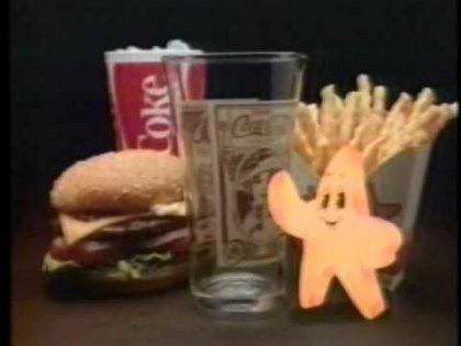 Carl's Jr. promo 1981 TV commercial