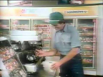 7 Eleven Breakfast TV commercial 1979