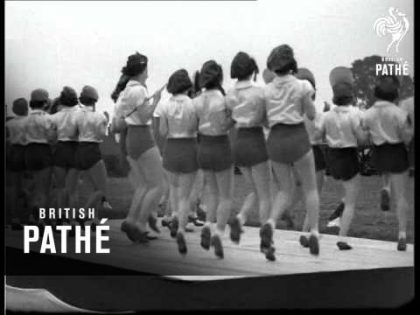Women's League Of Health And Beauty (1930)
