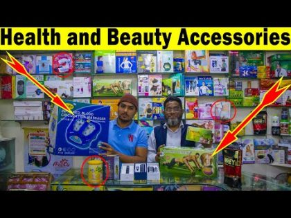Buy Health and Beauty Accessories in Bashundhara City Shopping Mall