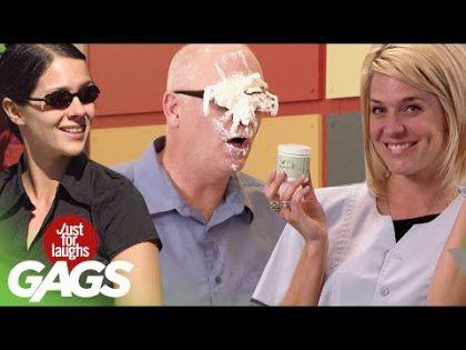 Best of Food Pranks Vol. 4 | Just For Laughs Compilation