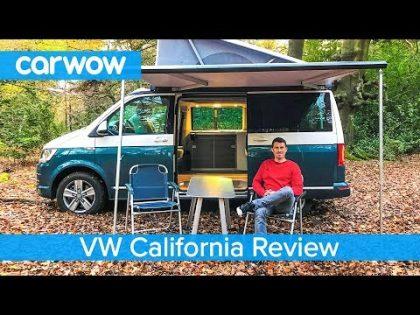 New VW Camper – Volkswagen California 2019 in-depth review