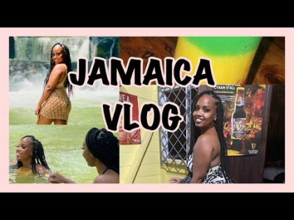 JAMAICA TRAVEL VLOG   COUNTRY LIFE  