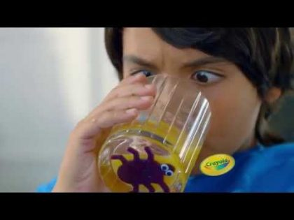 Crayola Cling Creator TV Commercial (2015)
