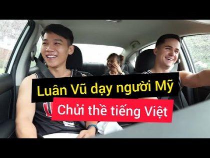 #2 Đi Chợ ở Hawaii   Hawaii Travel Vlog   Luân Vũ dạy người Mỹ chửi tục tiếng Việt