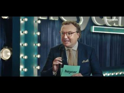 """heycar – Garantiert die richtige Entscheidung – TV-Spot """"Preisfrage"""" 37s"""