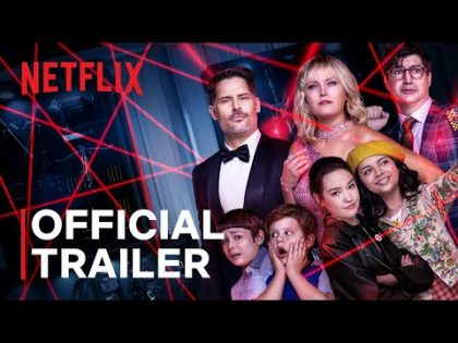 The Sleepover   You Think You Know Your Parents?   Official Trailer   Netflix