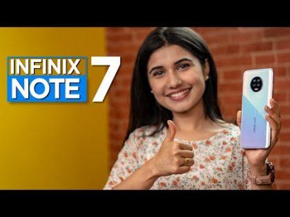 Infinix Note 7 Review: Surprisingly Good!