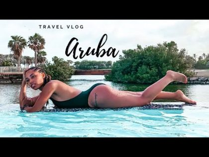 ARUBA TRAVEL VLOG: Traveling during a Global Pandemic