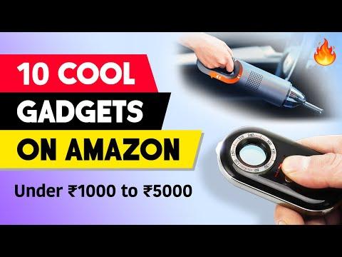 modern tech gadgets
