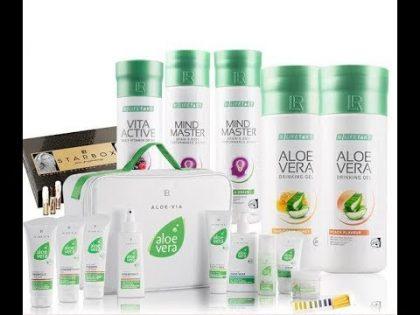 Unboxing LR health and Beauty productos naturales cosmética y nutricosmética