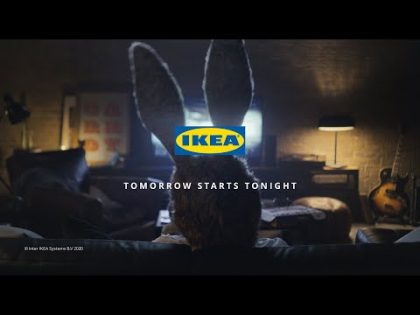 IKEA – The Hare – TV Advert 90 #wonderfuleveryday