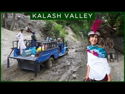 Roat Trip to Kalash Valley   Pakistan Travel Vlog