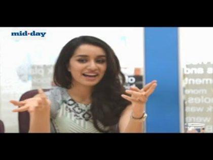 Shraddha Kapoor and Varun Dhawan give health and beauty tips