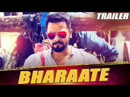 Bharaate   Hindi Trailer   World TV Premiere   2nd October, 12 PM   Colors Cineplex   Srii Murali
