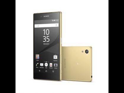 Gadget & Gizmos: Sony Xperia Z5 Review