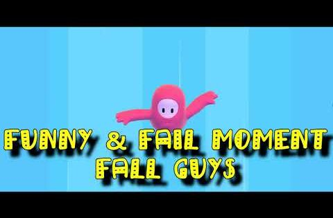 FALL GUYS WTF & Funny, Fail Moments (Смешные моменты Fall Guys)