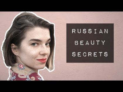 RUSSIAN BEAUTY SECRETS | Skincare, lifestyle and health tips