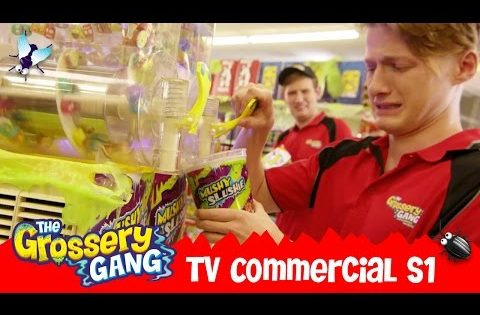 Grossery Gang OFFICIAL TV Commercial 30s