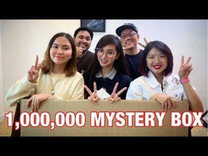 1 MILLION PESOS ($20,000) GADGET MYSTERY BOX UNBOXING