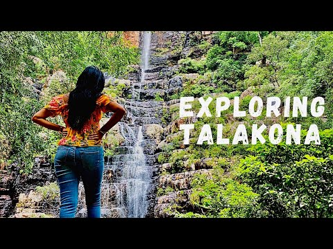 Talakona Waterfalls    Travel Vlog    Places around Tirupati    Neha_nani