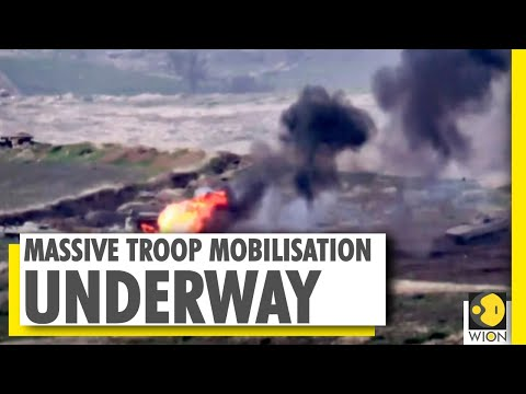 Fighting erupts between Azerbaijan, Armenia over disputed area   World News