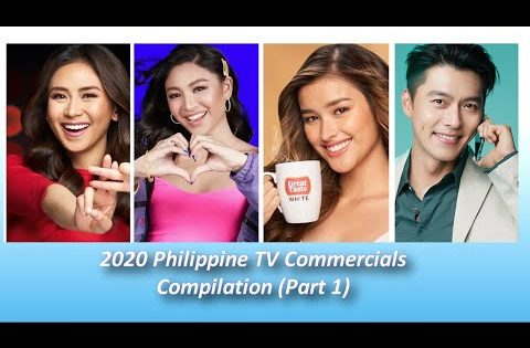 2020 Philippine TV Commercials Compilation – Part 1