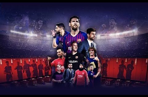 MATCHDAY | Inside FC Barcelona 2019/20 (1min TRAILER)