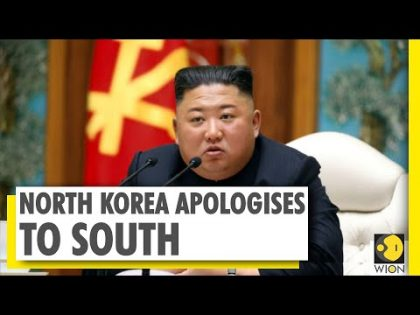 North Korea apologises over South Korean citizen's killing | World News | WION News
