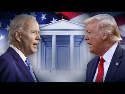 US election: Trump, Biden get heated in 1st presidential debate | FULL