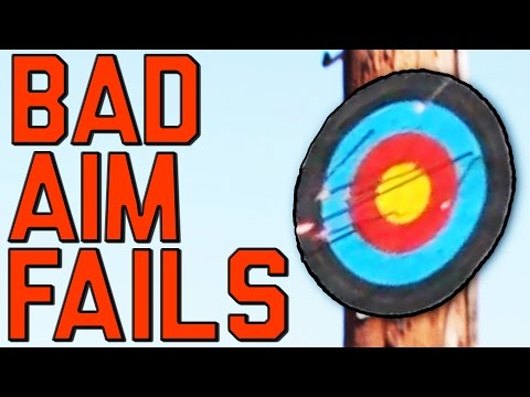 Funny Target Practice Fails 2016   Hits And Misses lFailArmy