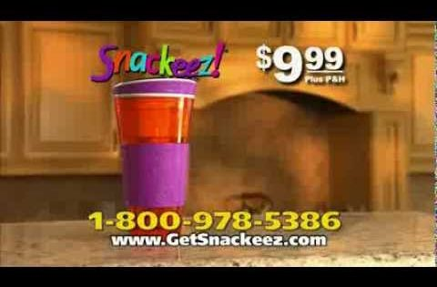 TV Commercial – Idea Village – Snackeez