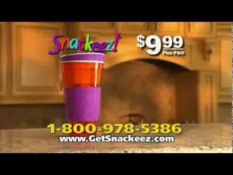 TV Commercial – Idea Village – Snackeez