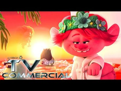 TROLLS WORLD TOUR 'Poppy's Vacation' Official TV Commercial + TV Spots (NEW 2020) TROLLS 2 Animation