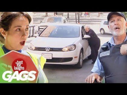 Best of Car Pranks Vol.  2   Just For Laughs Compilation