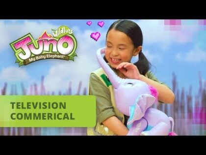 Juno My Baby Elephant | :30 Second TV Commercial