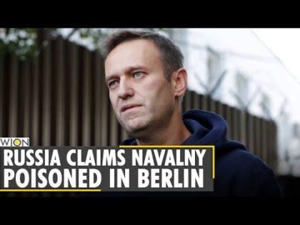 Russia: Vladimir putin releases statement on Alexie Navalny poisioning | World News