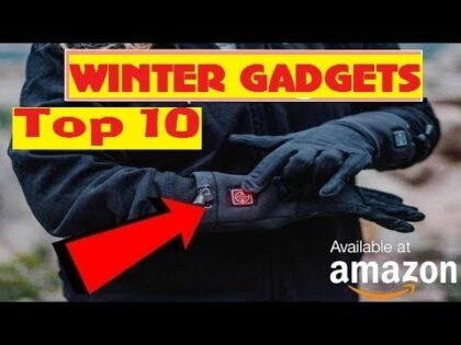 Latest Gadgets for Winter | Winter Gadget | Electronic Gadgets for Winter