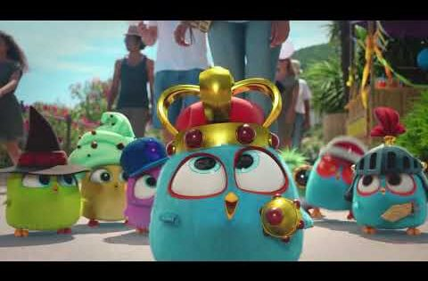 Angry Birds Match – TV Commercial