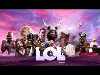 Comedy Tv show S3 Ep 9    LOL ComediHa!
