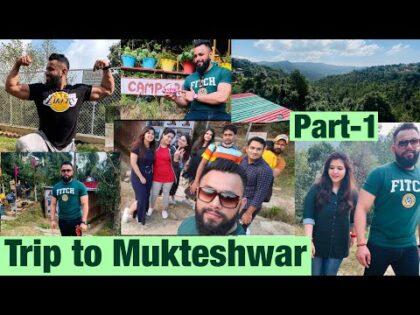 "Trip To Mukteshwar  Part-1 Travel Vlog  by ""Himanshu The Beast"""